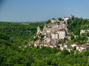 Rocamadour, photo by dynamosquito / CC BY