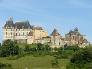 Château de Biron, photo by MOSSOT / CC BY