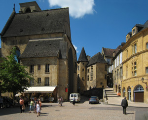 Sarlat, photo by Manfred Heyde / CC BY